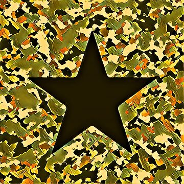 Camouflage STAR by Matterotica