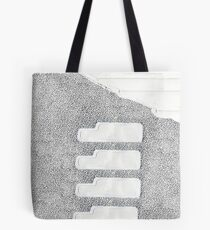 Abstract Envelope Tote Bag