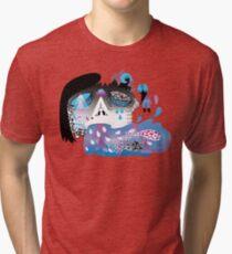 big barf Tri-blend T-Shirt