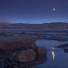 Kilve by Moonlight by kernuak