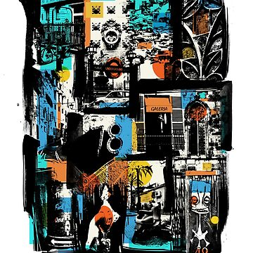 City Collage 2 by burbuja