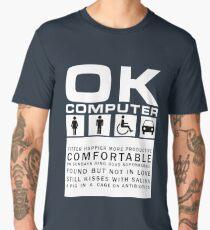 OK Computer - Radiohead Men's Premium T-Shirt
