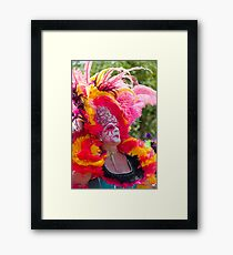 Summer Solstice Parade Framed Print