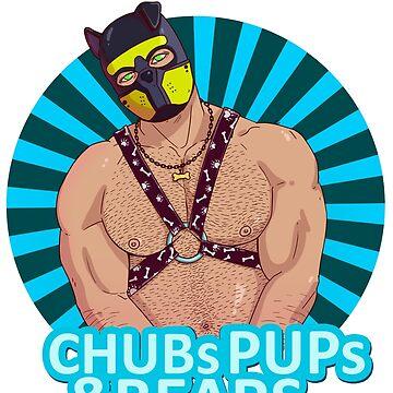 CP&B Pup Logo by chubspupsnbears