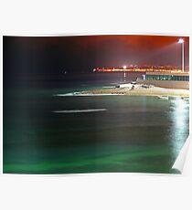 Lisbon coast Poster