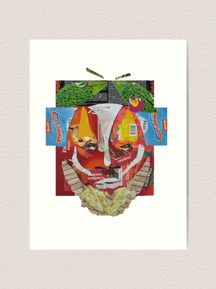 Alternate view of Papua, nature decorates best Art Print
