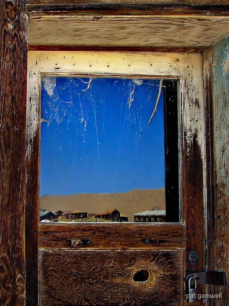 Neighborhood Reflections by pat gamwell
