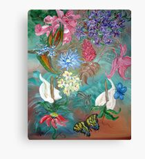 Carribean Delight Canvas Print