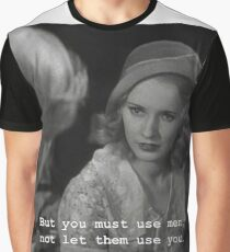 You Must Use Men Graphic T-Shirt