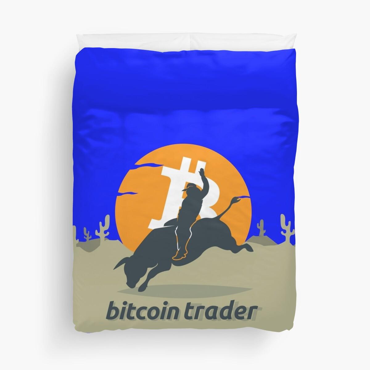 « Bitcoin Trader (Rodeo) » par cryptodevise