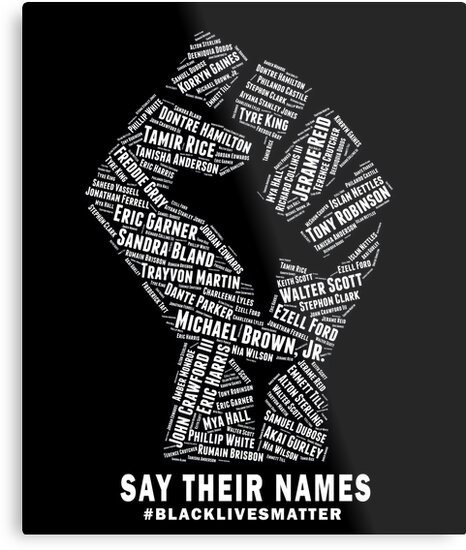 Image result for say their names