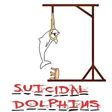 Suicidal Dolphins  by Radar180