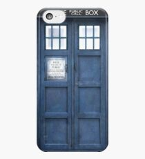 Dr. Who Tardis iPhone 5c Case