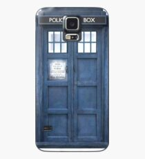 Dr. Who Tardis Case/Skin for Samsung Galaxy