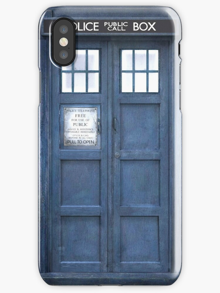 Dr. Who Tardis by areid89