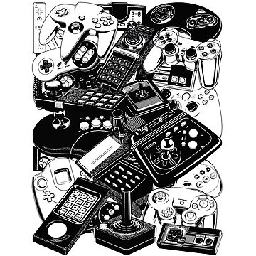 Classic Controllers by andreyusachov