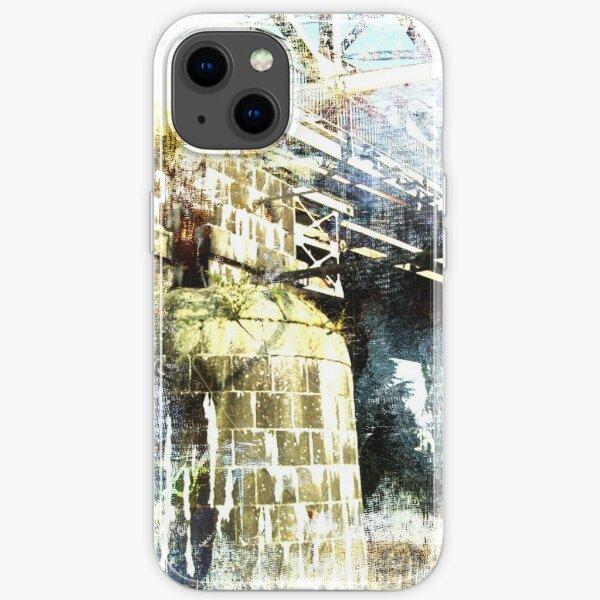 railroad bridge iPhone Soft Case