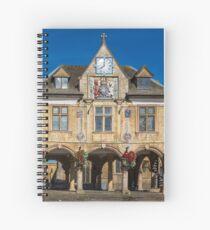 Guildhall Spiral Notebook