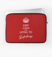 Keep Calm Laptop Sleeve
