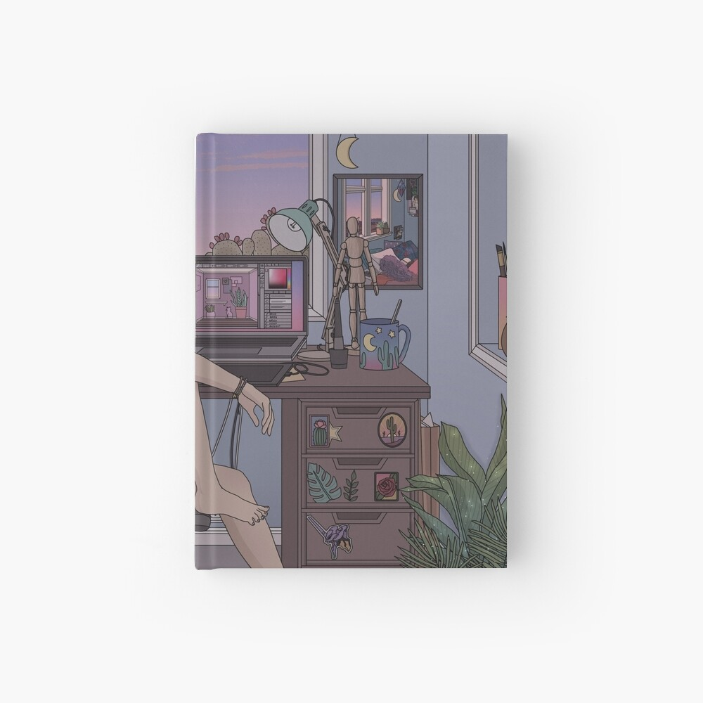 Creative Space Hardcover Journal
