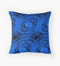 sdd Abstract Mine 101M Throw Pillow