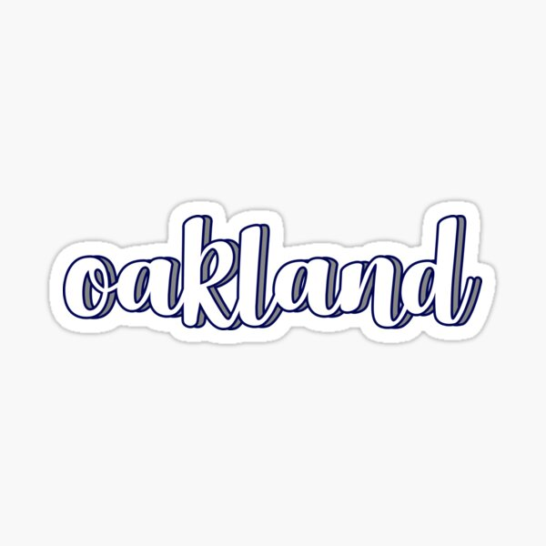 Mills College / Oakland California Sticker