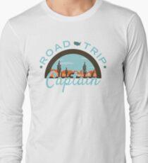 Road Trip Captain Long Sleeve T-Shirt