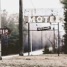 misty motel by Lenore Locken