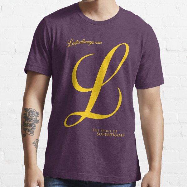 """L"" like Logicaltramp Essential T-Shirt"