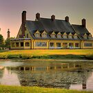 Whalehead Club by Andreas Mueller