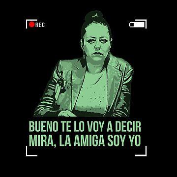 Noemi Arguelles - Paquita Salas by samaritan100