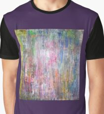 Fairy Forest 2, Fantasy Forest, abstract painting  Graphic T-Shirt