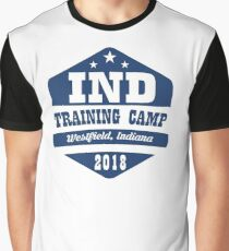 Football TRAINING CAMP Westfield, Indiana!!! Graphic T-Shirt