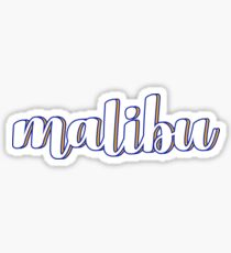 Pepperdine University / Malibu, California Sticker