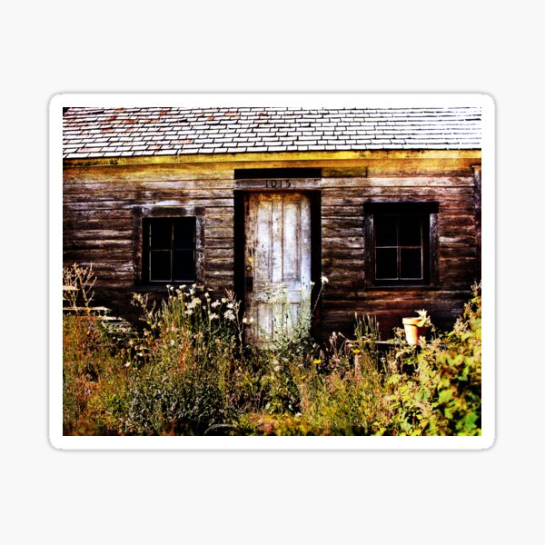 The Olde Homestead Sticker