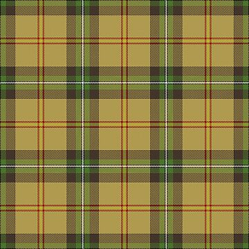 Saskatchewan Tartan by IMPACTEES
