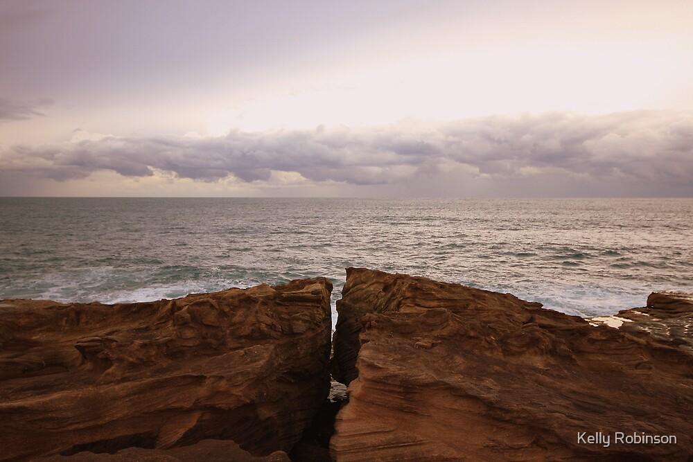Freshwater Headland I by Kelly Robinson