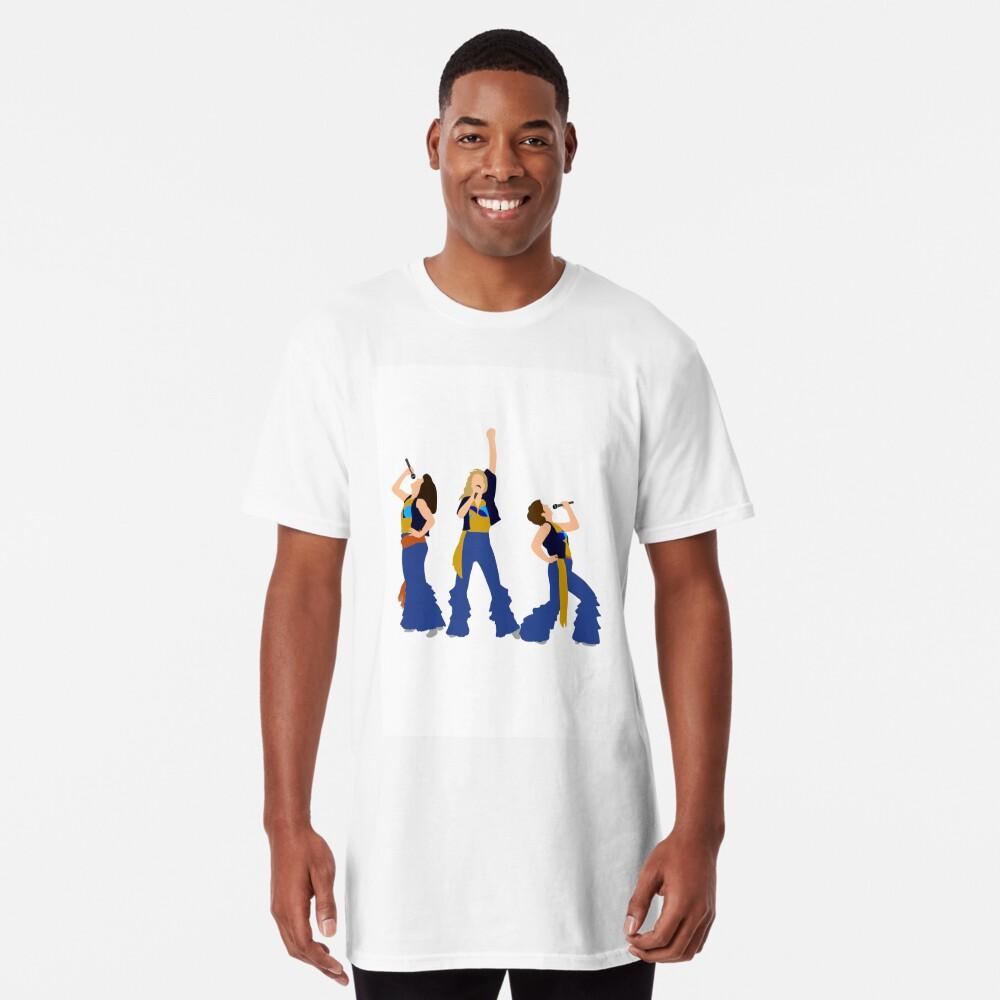 Donna y los Dynamos Young Camiseta larga