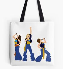 Donna and the Dynamos Young  Tote Bag
