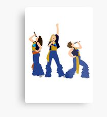 Donna and the Dynamos Young  Metal Print