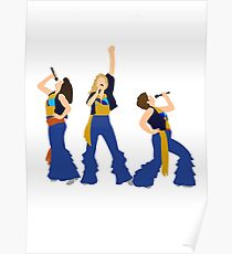Donna and the Dynamos Young  Poster