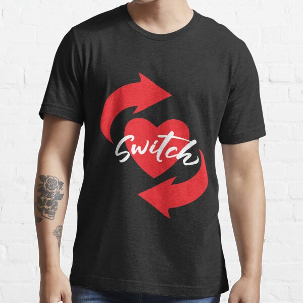 Switch Heart Essential T-Shirt