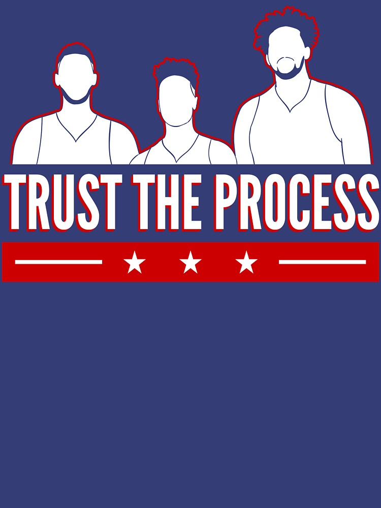 Trust the Process by CaloyAurellano