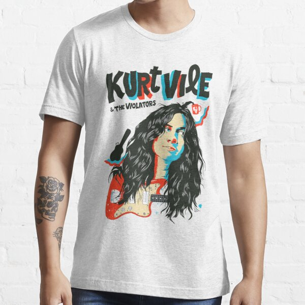 Kurt Vile and the Violators Essential T-Shirt