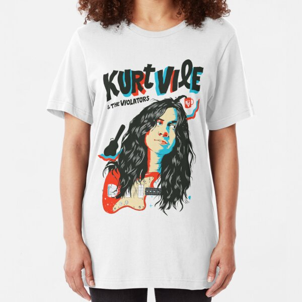 Kurt Vile and the Violators Slim Fit T-Shirt