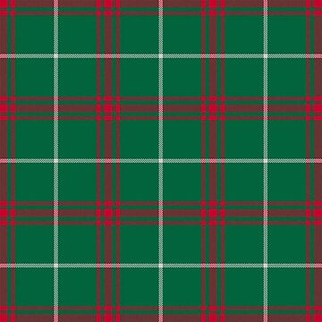 Welsh National Tartan by IMPACTEES