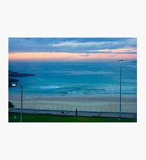 Sunrise at Bondi - Bondi Beach, Sydney, Australia Photographic Print