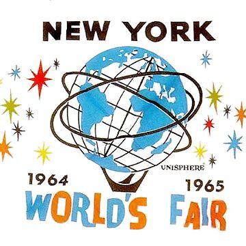 New Yorker Weltausstellung von laurens-doodles
