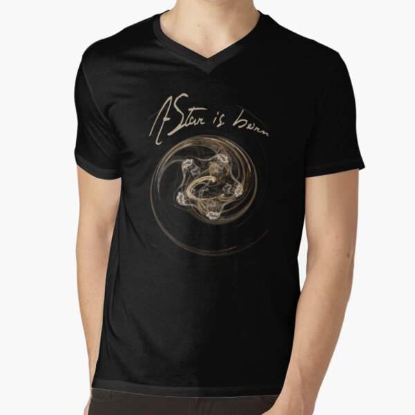 A Star is born V-Neck T-Shirt