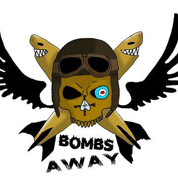 bombs away by Littlehorrors